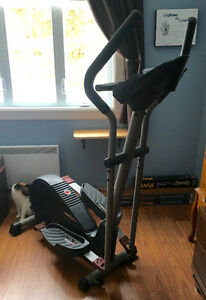 Exerciseur elliptique qualité