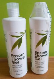 Epsom Salt Shower Gels