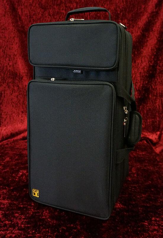 Jangmi Music Travel Double Trumpet Case