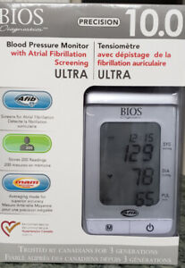 Bios Precision 10 - Blood Pressure Monitor