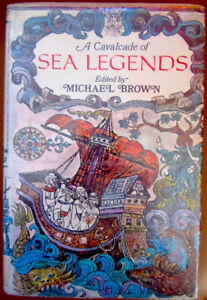 Book: A Cavalcade of Sea Legends (folklore)