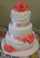 Gâteaux pour mariages/Weddings cakes for you.