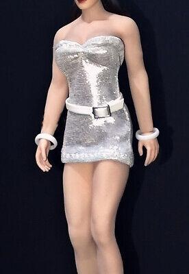 "SUPER DUCK SDMINI001A 1//12 Cosplay Head Sculpt Clothes Fit 12/"" Phicen Figure Toy"