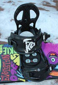 Sims Snowboards with K2 Bindings London Ontario image 4