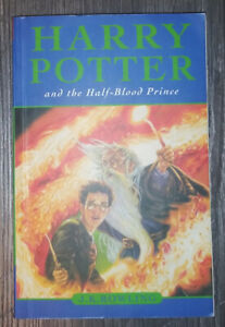 Harry Potter and the Half-Blood Prince by J. K. Rowling (Book 6)