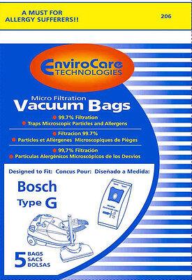25 Bosch Type Bbz51afg1u Vacuum Cleaner Bags