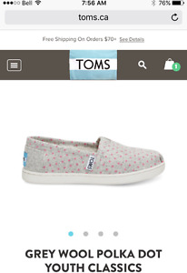 Toms chaussure pour fille