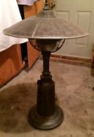 Beautiful Patio Heater - excellent condition - works great!!