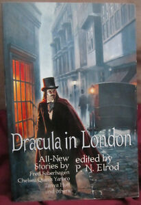 Dracula in London:  (2001) 1st ed TPB Signed!