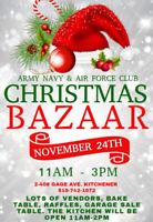 ANAF Christmas Bazaar