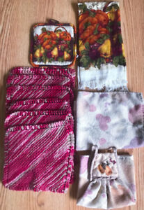 **DISH CLOTHS &  DISH TOWELS FOR SALE**