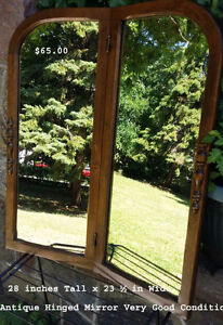 Assorted Mirrors, some Vintage West Island Greater Montréal image 2