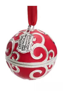 Limited Edition PANDORA Rockettes Christmas Ornament
