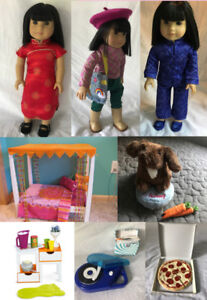 IVY STUFF: American Girl Ivy (Retired) Complete set