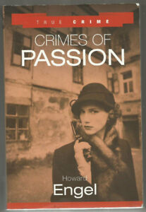 Cases of Murders in History. Crimes of Passion. Book