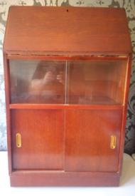 Vintage Handmade Writing Bureau