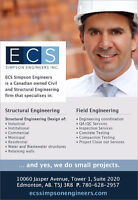 CIVIL/STRUCTURAL ENGINEERS