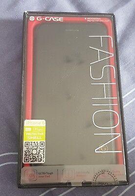 G-CASE FASHION coque protection iphone 6 plus noir