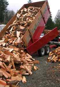2 cord of hardwood firewood ready for immediate delivery 565 888