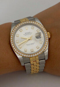 DIAMOND Rolex Oyster Perpetual DateJust