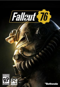 Fallout 76 Game $65 New PC