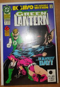 Green Lantern DC Comics Annual # 1 Circa 1992