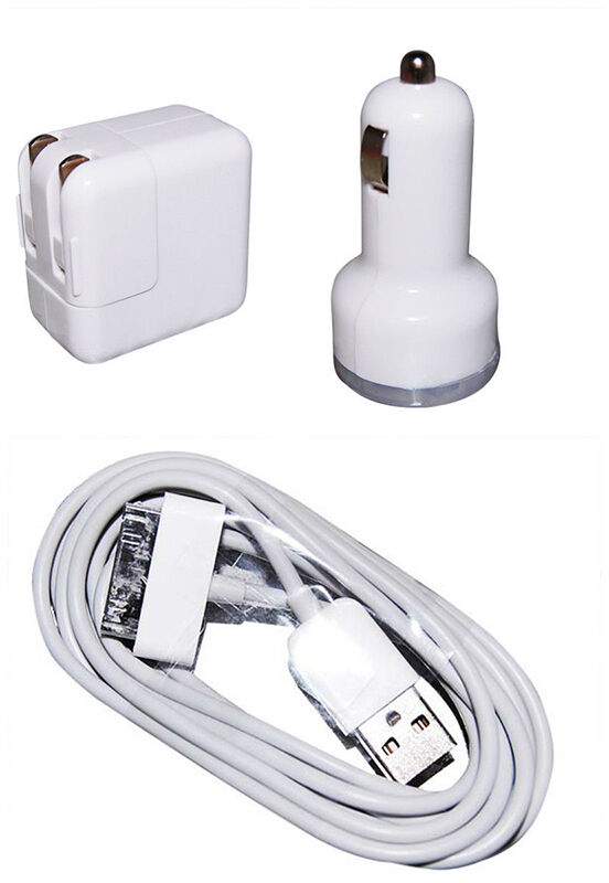 Wall and Car Power Adapters