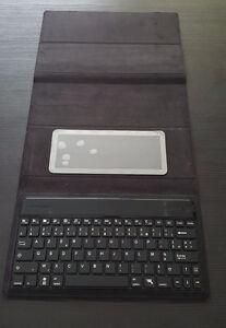 Étui multi-angle avec clavier intégré
