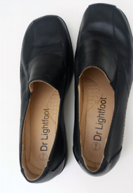 New Dr Lightfoot slip on shoes £5 size 5