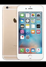 iPhone 6 White/Gold (O2)