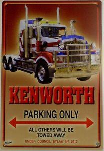 KENWORTH-TRUCK-T404-SAR-PARKING-SIGN