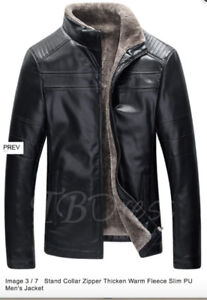 Leather jacket - never worn