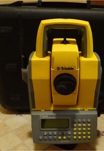 Trimble 5603 Robotic Total Station with all Accessories