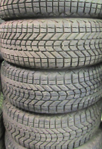 17 inch tires —4 of them—225-60-17(99 PERCENT TREAD) They are Fi