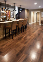 Hardwood, Ceramic & Laminate Flooring installation