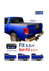 New in Box - TYGER Trifold Tonneau Cover for 04-15 Titan