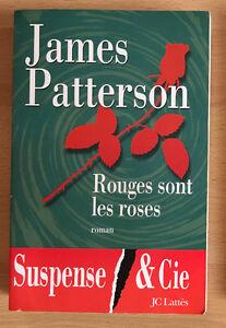 Rouges sont les roses (roman policier).