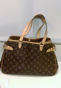 Authentic LV Batignolles Horizontal Shoulder Bag with dust bag