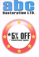 !!!Save 5% On your exterior restorations!!!