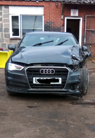 2015 AUDI A3 5DR S-LINE 1.6TDI ULTRA 110BHP BREAKING SPARES
