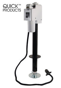 Jack Quick 3500 JQ-3500W-7P 12-Volt Electric Tongue Jack with Wh Cambridge Kitchener Area image 2