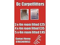 DC Carpet fitters