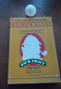The Encyclopaedia Sherlockiana, by Jack Tracy, 1979
