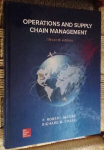 Operations and Supply Chain Management 15 Edition McGraw-Hill