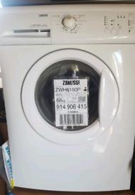 Zanussi Washing machine - like new