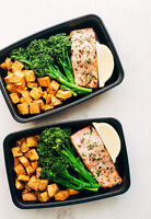 Daily Meal Catering or Meal Prep