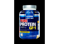 USN Pure Protein IGF-1 2.2kg Chocolate Mint | Short Dated | Free Delivery | Sealed | New