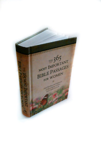 New, 365 Most Important Bible Passages for Women