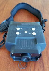 Night Vision Video Binoculars
