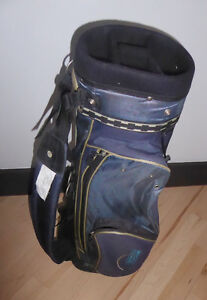 4 Golf bags $ 5 - $ 15, golf umbrella $ 5, set of golf clubs $20 Kitchener / Waterloo Kitchener Area image 5